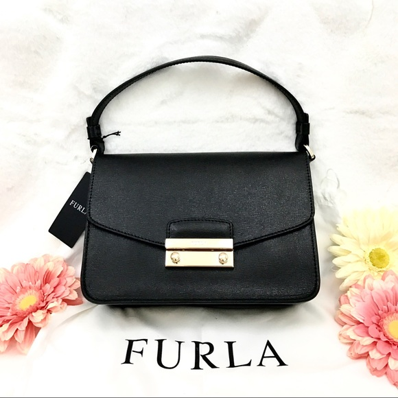 c02bd485e6bee9 Furla Bags | Julia Small Saffiano Shoulder Bag | Poshmark